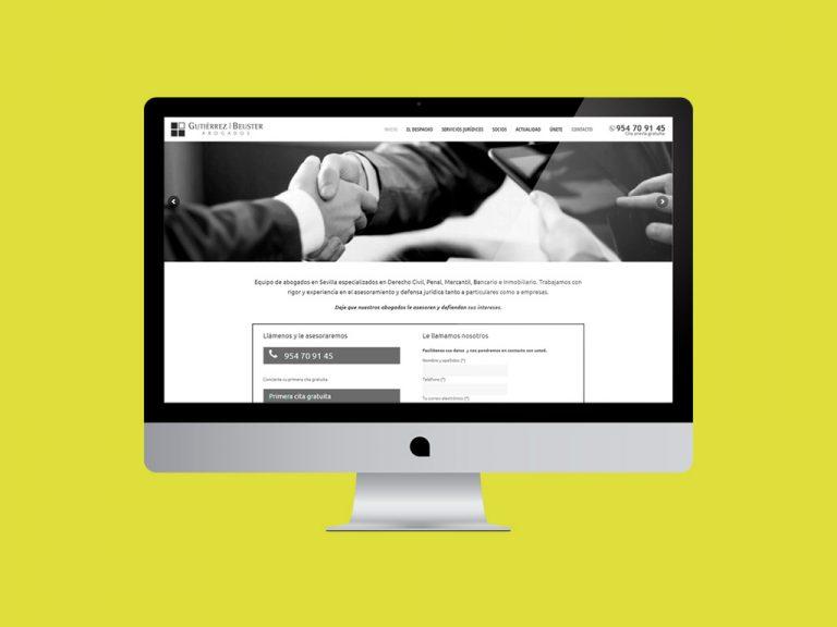 Creación Página Web Empresarial
