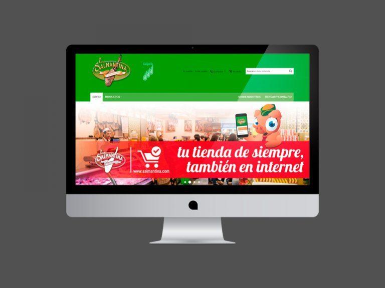 Web Salmantina