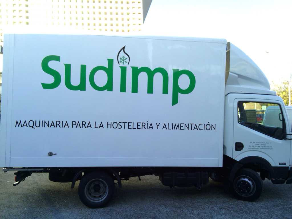 Rotulación Sudimp
