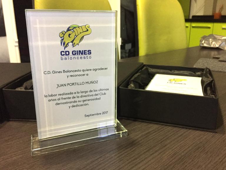 Artículos Publicitarios y Merchandising CD Gines