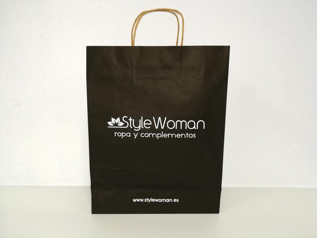 Bolsas Personalizadas Style Woman