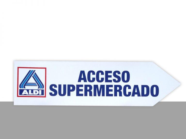 Acceso Supermercados Aldi
