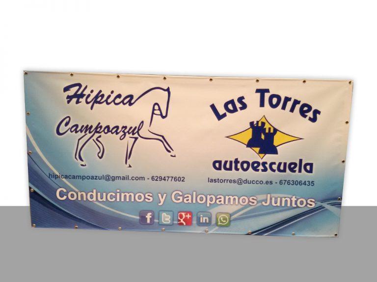 Hípica CampoAzul & Autoescuela Las Torres