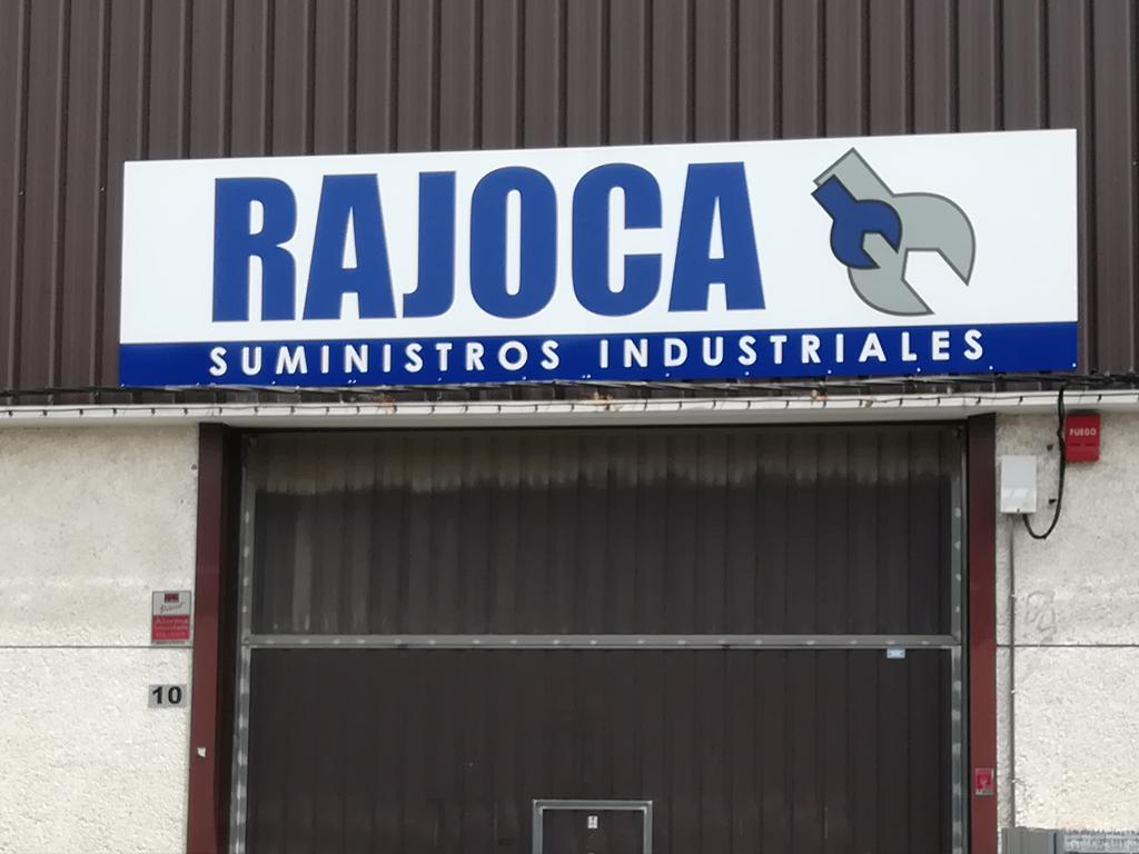 Rótulo Publicidad Local Empresa