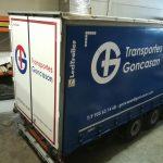 Camion Goncasan