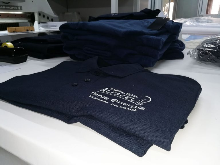 Personalización Textil Con Bordado