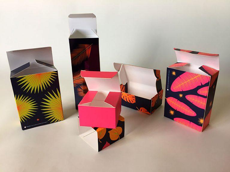 Diseño y Producción Packaging