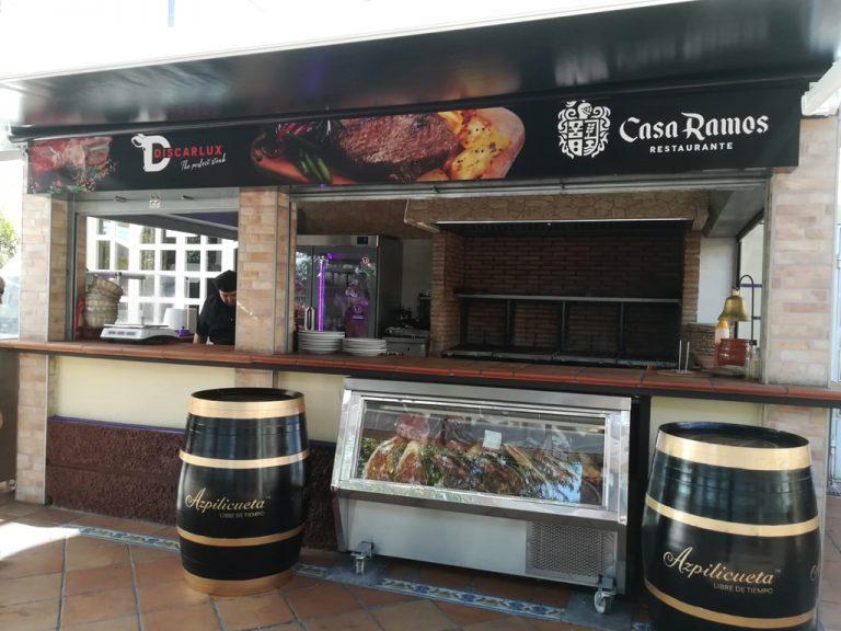 Rótulo Gran Formato Restaurante