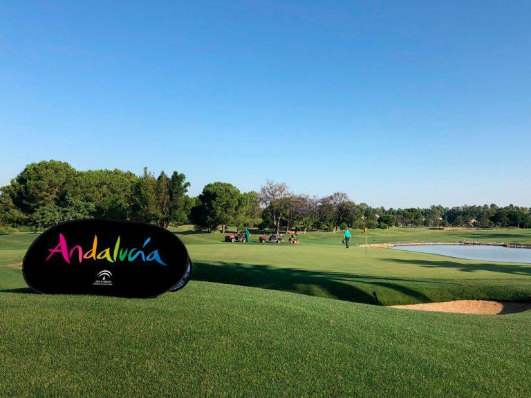 Golf Banner Junta de Andalucía