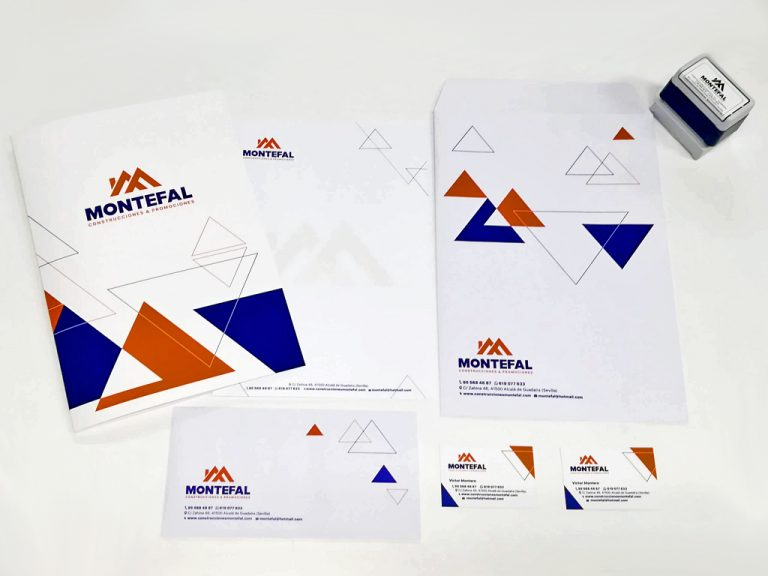 Impresión digital folletos