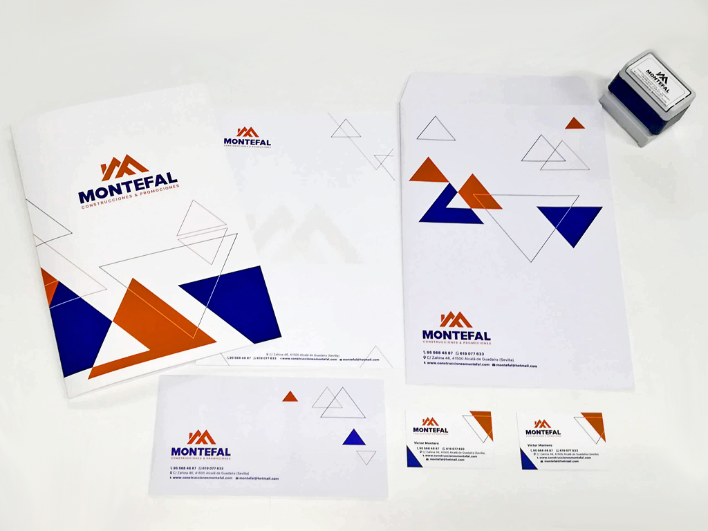 Impresión digital Montefal